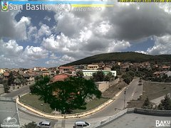 view from San Basilio on 2018-07-23