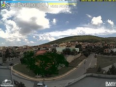 view from San Basilio on 2018-08-06