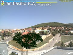 view from San Basilio on 2018-08-10