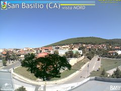 view from San Basilio on 2018-08-12