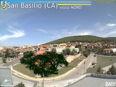 view from San Basilio on 2018-08-14