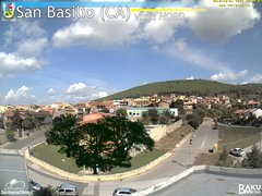 view from San Basilio on 2018-10-01