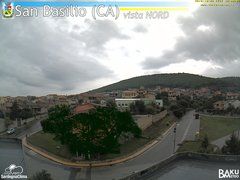 view from San Basilio on 2018-10-09