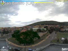 view from San Basilio on 2018-10-10