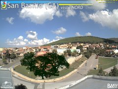 view from San Basilio on 2018-10-13