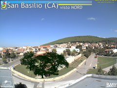 view from San Basilio on 2018-10-14