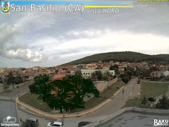 view from San Basilio on 2018-10-17