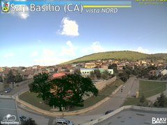 view from San Basilio on 2018-10-19
