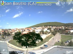 view from San Basilio on 2018-10-22