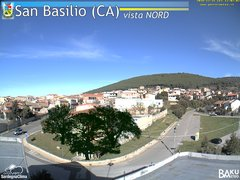 view from San Basilio on 2018-12-31