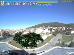 view from San Basilio on 2019-01-03