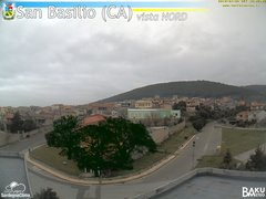 view from San Basilio on 2019-01-06