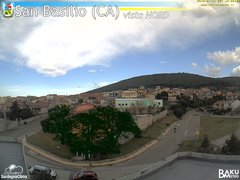 view from San Basilio on 2019-01-11