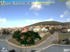 view from San Basilio on 2019-02-11