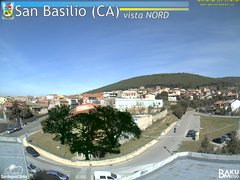 view from San Basilio on 2019-03-06
