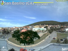 view from San Basilio on 2019-03-08