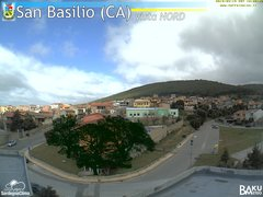 view from San Basilio on 2019-03-15