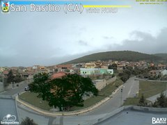 view from San Basilio on 2019-04-22