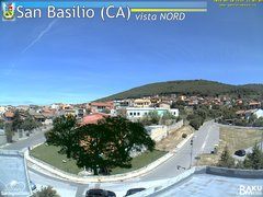 view from San Basilio on 2019-05-10