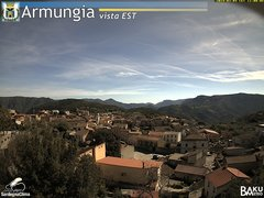 view from Armungia on 2019-03-04