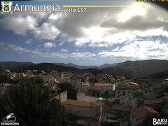 view from Armungia on 2019-03-15