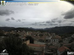 view from Armungia on 2019-03-20