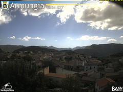 view from Armungia on 2019-05-06