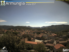 view from Armungia on 2019-05-10