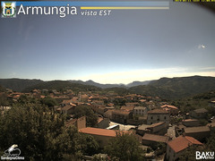 view from Armungia on 2019-05-11
