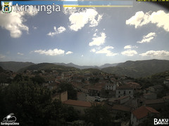 view from Armungia on 2019-05-12