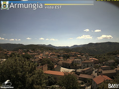 view from Armungia on 2019-05-22
