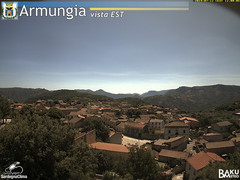 view from Armungia on 2019-07-12