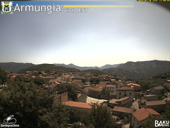 view from Armungia on 2019-07-20