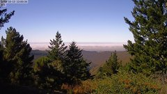 view from Kings Mountain on 2018-10-13