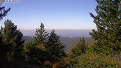 view from Kings Mountain on 2018-10-22
