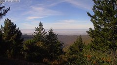 view from Kings Mountain on 2018-10-26