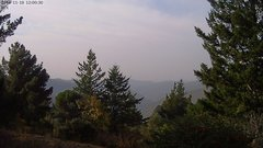 view from Kings Mountain on 2018-11-18
