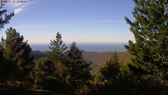 view from Kings Mountain on 2018-12-11