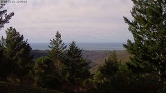 view from Kings Mountain on 2018-12-22