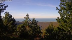 view from Kings Mountain on 2019-01-23