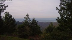 view from Kings Mountain on 2019-01-26