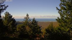 view from Kings Mountain on 2019-02-05