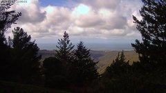 view from Kings Mountain on 2019-02-17