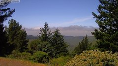 view from Kings Mountain on 2019-07-01