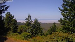 view from Kings Mountain on 2019-08-11
