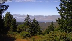 view from Kings Mountain on 2019-08-28