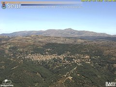 view from Monte Lusei Seui on 2019-07-12