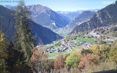 view from Verbier2 on 2018-10-13