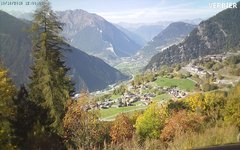 view from Verbier2 on 2018-10-14