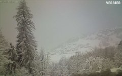 view from Verbier2 on 2019-01-13
